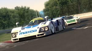 mazda group mazda 787b released for assetto corsa sim racing paddock