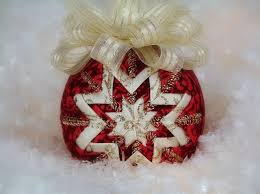 870 best ornaments covered with fabric images on