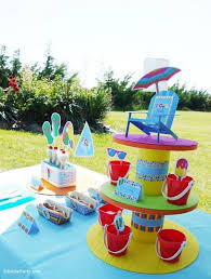 party ideas for kids pool party ideas kids 17 kara s summer via dragonswatch us