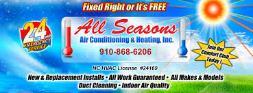 Comfort Heating And Air Raeford Nc All Seasons Air Conditioning U0026 Heating Inc Home Facebook