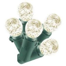 philips 60 sphere lights amazon com philips led 60 count warm white faceted sphere lights