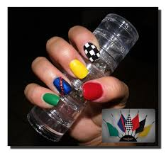 25 best racing nails ideas on pinterest cross nail designs