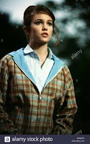 Outsiders Cherry Valance Diane Lane The Outsiders 1983 Stock Photo Royalty Free Image
