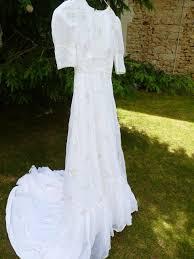 tissus robe de mari e brocante et creations tissus anciens