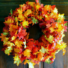 fall wreath ideas fall wreath a and easy idea the country chic cottage