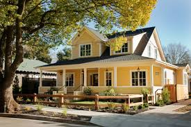 12 charming yellow houses town u0026 country living