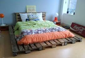 Design Your Own Bed Frame 33 Cool Diy Recycled Pallet Bed Frame To Duplicate Diy Bedroom