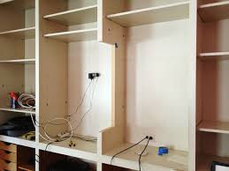 Built In Tv Bookcase Rather Square Tag Archive Carpentry