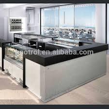 Front Reception Desk Receptionist Station Counter Office Furniture Reception Desk Bar