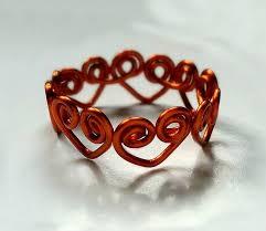 metal wire rings images Amazing diy wire rings jpg