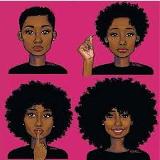 Wash And Go Styles For Transitioning Hair - 4c natural hair hergivenhair