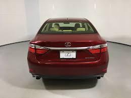 lexus honda or toyota 2015 used lexus es 350 4dr sedan at tempe honda serving phoenix