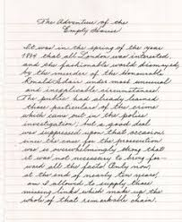 25 amazing examples of perfect handwriting handwriting styles