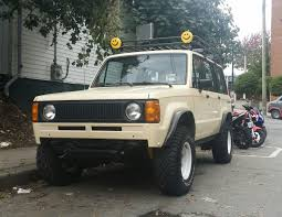 the most beautiful isuzu trooper i have ever seen 4x4 offroad