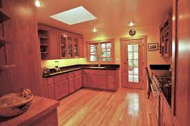 Shaker Cherry Kitchen Cabinets by Affordable Custom Cabinets Showroom