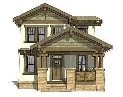 narrow lot house plans craftsman plan 44119td craftsman bungalow for narrow lot architectural
