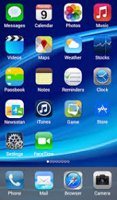 iphone 6 launcher for android iphone 6 launcher apk app for android free