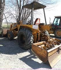 1979 case 580c construction king landscape tractor item j4