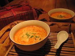 utilisation du lait de coco en cuisine soupe thaï au curry et lait de coco recettes du québec