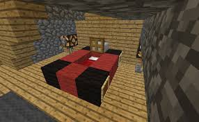 minecraft interior decoration