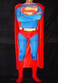 superman costume ebay