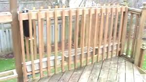 diy vertical self watering deck garden system part 1 youtube