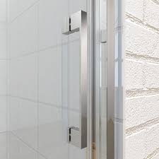 1500mm sliding shower door modern bathroom 8mm easy clean glass