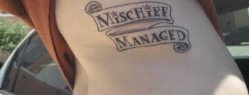 mischief managed fairyroom