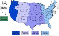 united states map with state names and time zones united states map with state names us map with state names