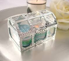 Treasure Chest Favors by Acrylic Treasure Chest Favor Box Favor Boxes Its A Wrap
