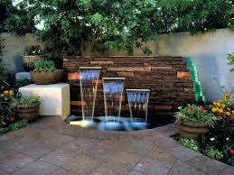 wall ideas outdoor wall water fountains outdoor wall water