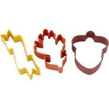 wilton thanksgiving cookie cutters ebay