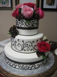 edible creations custom cakes wedding cake cooper city fl