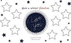 diy valentine u0027s day scratch cards the best present to give
