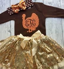 1st thanksgiving baby thanksgiving dress