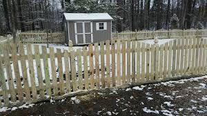 fence construction u0026 installation company in richmond va