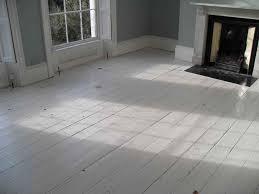 how to paint your wood floors white carpet vidalondon