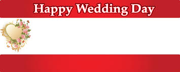 design x banner wedding wedding party personalised banners vinyl we do sizes from 4ft x