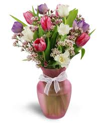 free flower delivery fetching newport flower delivery all delicate tones then