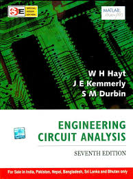 engineering circuit analysis sie 7th edition buy engineering