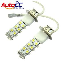 strobe light bulbs for cars autoec 2x flashing strobe h3 21smd led 1210 auto front fog light