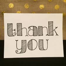 Thank You Card Designs Best 25 Thank You Letter Ideas That You Will Like On Pinterest