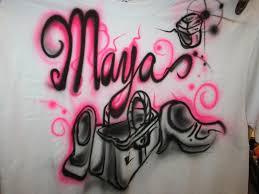 custom spray paint shirts airbrush clothing parisproductions com