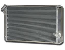 1972 corvette radiator 1969 1972 chevrolet corvette big block aluminum radiator