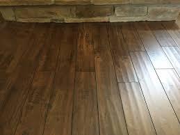 laminate flooring w undercut fireplace yelp