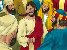 free bible images zacchaeus the tax collector climbs a sycamore
