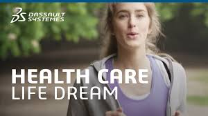 health care life dream dassault systèmes youtube