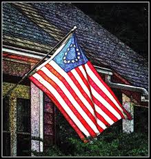 Deleware Flag The