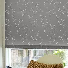Colourful Roller Blind Bathroom Merona Grey Patterned Roller Blinds Bathroom Window Pinterest