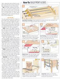 lexus hoverboard on rails 347 classic bombe chest plans furniture plans столярные работы